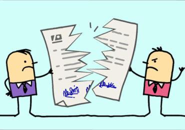 Trường hợp đề nghị giao kết hợp đồng chấm dứt theo pháp luật?
