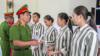 Trường hợp không áp dụng tha tù trước thời hạn có điều kiện?