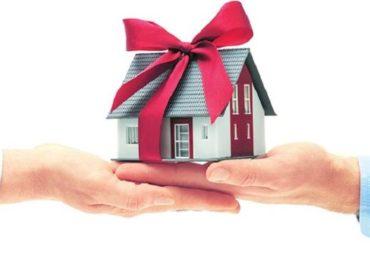 Gộp thỏa thuận phân chia di sản và tặng cho tài sản?